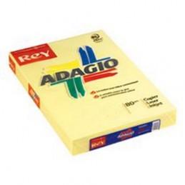 Resma A4 Adagio Amarelo...