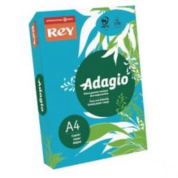Resma A4 Adagio Azul forte