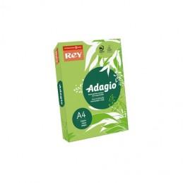 Resma A4 80gr Adagio Verde M