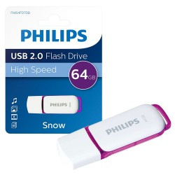 USB Flash Drive 64GB Philips