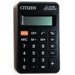 Calculadora Citizen LC310 8 digitos