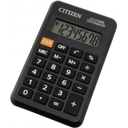 Citizen LC-310NR 8 digitos