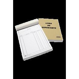 Livro Expediente Autocopiativo A6