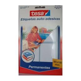 Etiquetas Tesa 50x100...