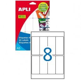 Etiquetas APLI 36x82mm...