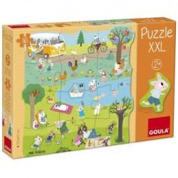Puzzle XXL Goula Parque
