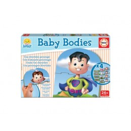 Baby Bodies Cria Personagens Divertidos