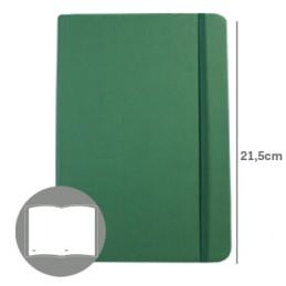 Bloco notas 145x210 Verde L