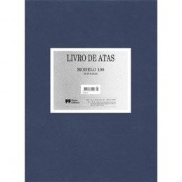 Livro Actas Modelo 100