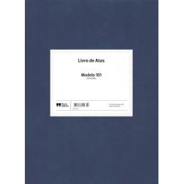 Livro Actas Modelo 101
