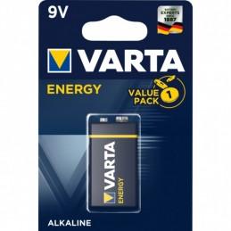 Pilha Varta 9V