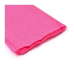 Papel Crepe rosa claro 50cm...