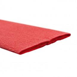 Papel Crepe vermelho 50cm x...