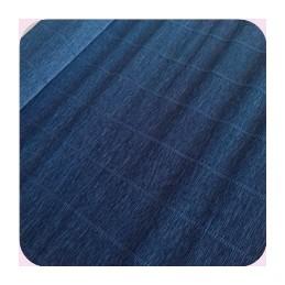 Papel Crepe azul petróleo...