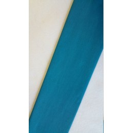 Papel Crepe azul turquesa...