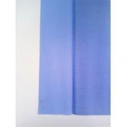 Papel Crepe azul claro 50cm...
