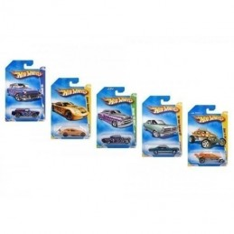 Carros Hot Wheels Matel...