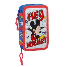 Estojo Duplo Mickey Mouse Thin
