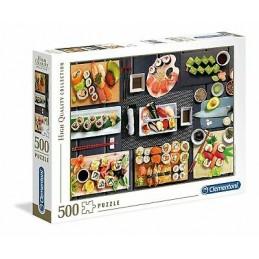 Puzzle Clementoni Sushi 500