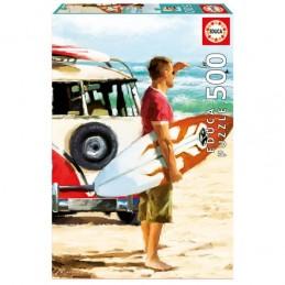 Puzzle Educa 500 Surfista