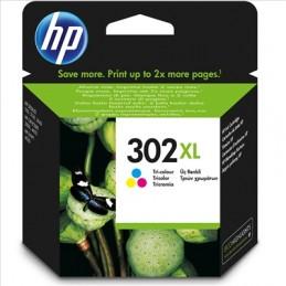 Tinteiro HP 302XL Cor