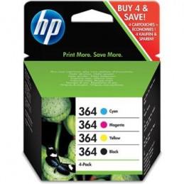 Pack 4 Tinteiros HP...