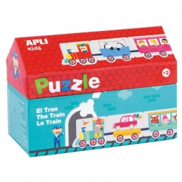 Puzzle Apli 20 peças...