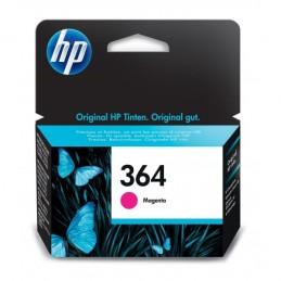 HP 364 Magenta com Tintas...