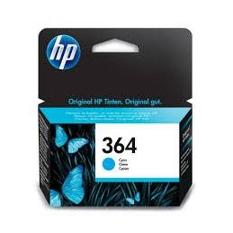 HP 364 Cyan com Tintas Vivera
