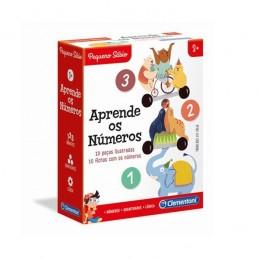 Jogo os números Clementoni