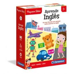 Jogo aprendo Inglês Clementoni