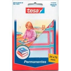 Embalagem Etiquetas Tesa...