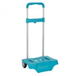 Carro para mochila Azul...