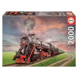 Puzzle Educa 2000 Comboio