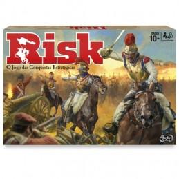 Jogo Tabuleiro Risk Hasbro