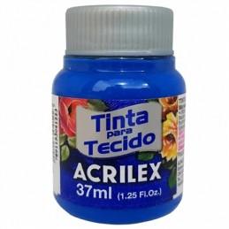 Acrilex tecido 37ml Azul...
