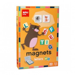 Jogo de letras Magnéticas...