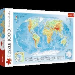 Puzzle 1000 peças Trefl...