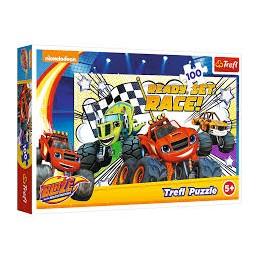 Puzzle 100 peças Trefl Blaze