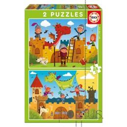 copy of Puzzle 2 x 48 peças...