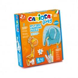 2 x Puzzle Carioca Baby + 8...