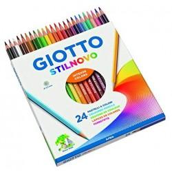 Caixa 24 lápis Stilnovo...