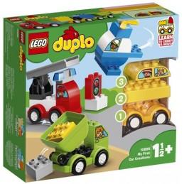 Lego duplo primeiras...
