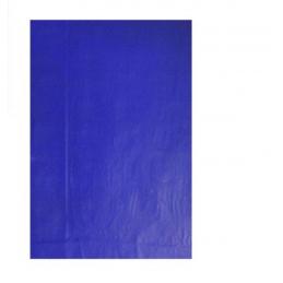 Folha de papel Químico Azul...