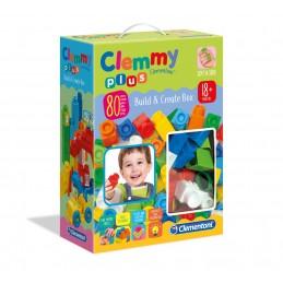 Jogo de construção Clemmy...