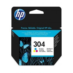 Tinteiro HP 304 cor