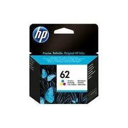 Tinteiro HP 62 cor