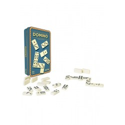 Jogo de dominó com caixa...