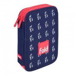 Estojo duplo Milan Fold