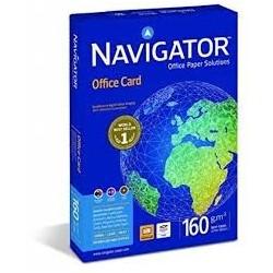 Papel A4 Navigator 160gr...